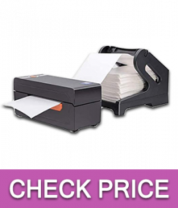 Beeprt Commercial Grade High-Speed Thermal Label Printer