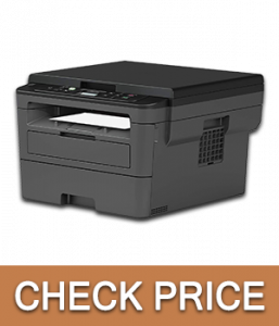 Brother Compact Monochrome Laser Printer, HLL2390DW