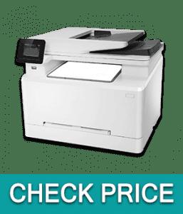 HP Laserjet Pro Color Multifunction Laser Printer