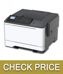 Lexmark C2535dw Color Laser Printer