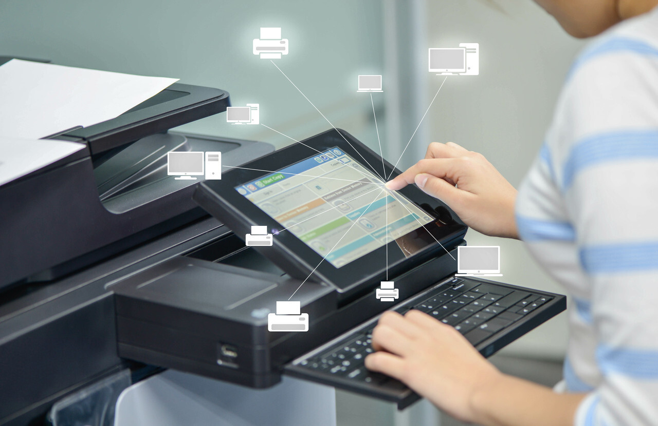 How To Fax From A Printer Without A Phone Line?
