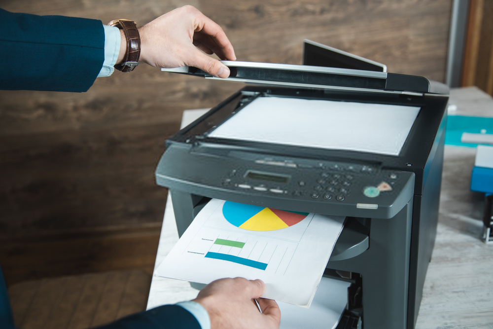 How Does Laser Printer Work?