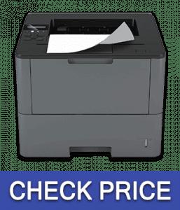 Brother HL-L6200DW Wireless Monochrome Laser Printer