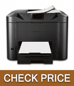 Canon Office and Business MB5420 Wireless Printer
