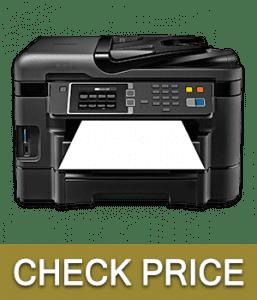 Epson WorkForce WF-3640A Wireless Color Inkjet Printer
