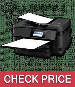 WorkForce WF-7710 Wireless Wide-format Color Inkjet Printer
