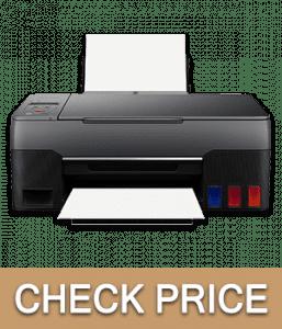 Canon G3260 Wireless Supertank Printer