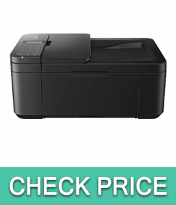 Canon PIXMA TR4520 Wireless All in One Photo Printer