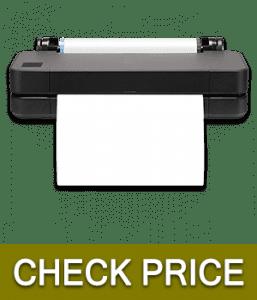 HP DesignJet T210 Large Format Plotter Printer