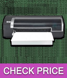 HP Deskjet 9800 Wide Format Color Printer
