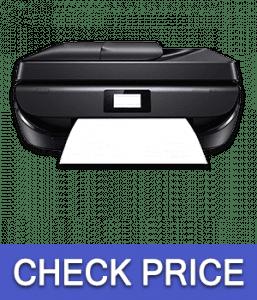 HP OfficeJet 5255 Wireless All-in-One Printer