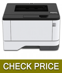 Lexmark B3340dw Monochrome Laser Printer