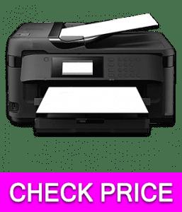 Epson WorkForce WF-7710 Wireless Color Inkjet Printer